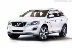 Volvo XC60 Hybrid Concept