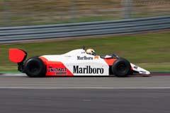 McLaren MP4/1B Cosworth MP4/1B - 6