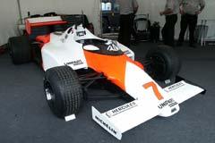 McLaren MP4/1C Cosworth