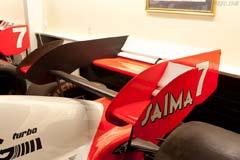 McLaren MP4/2 TAG-Porsche MP4/2-2