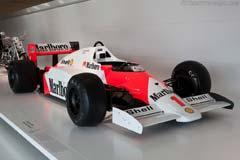 McLaren MP4/2C TAG-Porsche MP4/2C-4