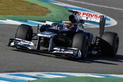 Williams FW34 Renault