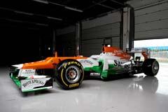 Force India VJM05 Mercedes