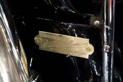 Bugatti Type 55 Billeter & Cartier Cabriolet