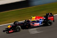 Red Bull Racing RB8 Renault