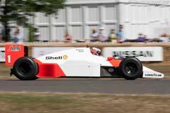 McLaren MP4/2C TAG-Porsche MP4/2C-5