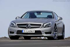 Mercedes-Benz SL 63 AMG