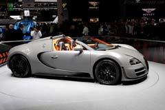 Bugatti Veyron 16.4 Grand Sport Vitesse VF9SV252X2M795015