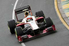 HRT F112 Cosworth
