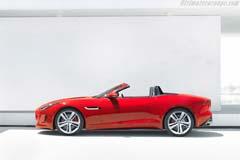 Jaguar F-Type V8 S
