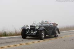 Delage D8 SS Chapron Cabriolet 36113