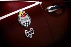 Fiat Abarth 695 Edizione Maserati