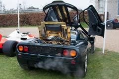 McLaren F1 XP5