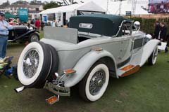 Isotta Fraschini 8A S Castagna Cabriolet 1581