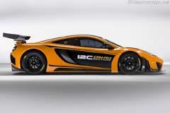 McLaren MP4-12C Can-Am Edition