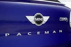 MINI Cooper S Paceman