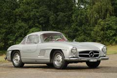 Mercedes-Benz 300 SL Alloy 'Gullwing' Coupe 198.043.5500786