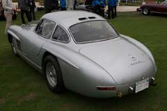 Mercedes-Benz 300 SL Alloy 'Gullwing' Coupe 198.040.5500190