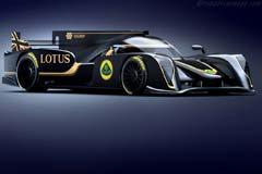 Lotus T128