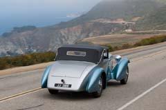 Delage D8 SS Figoni Cabriolet