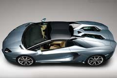 Lamborghini Aventador LP700-4 Roadster