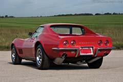 Chevrolet Corvette L88 Coupe 194378S419258