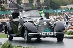 Mercedes-Benz 540 K Cabriolet A 169316