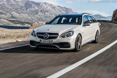 Mercedes-Benz E 63 AMG S-Model Estate