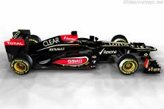 Lotus E21 Renault