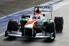 Force India VJM06 Mercedes