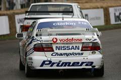 Nissan Primera GT BTCC 56