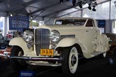 Duesenberg JN Bohman & Schwartz Convertible Coupe 2585 J-560