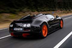 Bugatti Veyron 16.4 Grand Sport Vitesse WRC