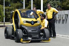 Renault Twizy Renault Sport F1 Concept