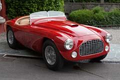 Ferrari 212 Export Touring Barchetta 0136E