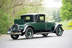 Duesenberg Model A Fleetwood Doctor's Coupe 661