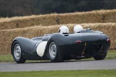 Lister Knobbly Jaguar BHL 118