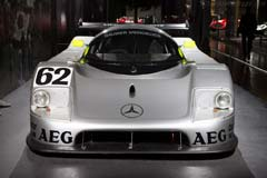 Sauber Mercedes C9 87.C9.01