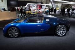 Bugatti EB 16/4 Veyron Concept