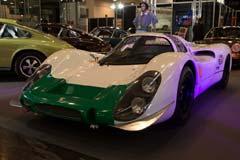 Porsche 908K Coupe 908-001