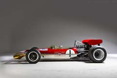 Lotus 49B Cosworth R8