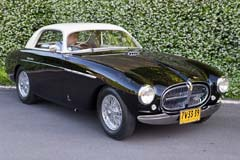 Ferrari 212 Inter Vignale Notchback Coupe