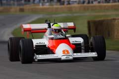 McLaren MP4/2 TAG-Porsche MP4/2-1