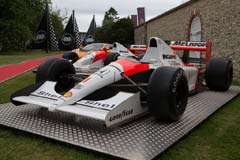 McLaren MP4/6 Honda