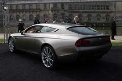 Aston Martin Virage Zagato Shooting Brake