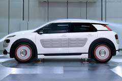 Citroën C4 Cactus Airflow 2L Concept