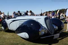 Delahaye 135M Figoni & Falaschi Cabriolet 49150