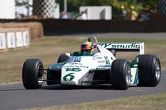 Williams FW08 Cosworth FW08-02