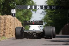 Williams FW08C Cosworth FW08-09