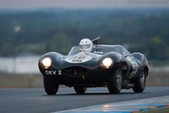 Jaguar D-Type Works